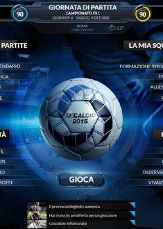 FX Calcio 2015