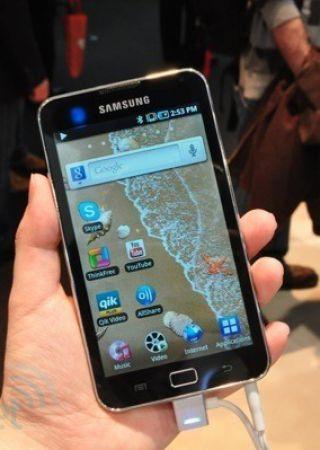 Galaxy S WiFi 5.0