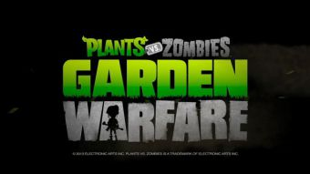 Garden Warfare: Plants vs Zombies