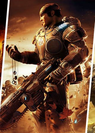 Gears of War 2 Definitive Edition