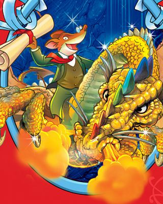 Geronimo Stilton: Ritorno Nel Regno Della Fantasia Il Videogioco