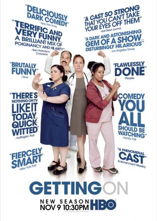 Getting On - Stagione 2
