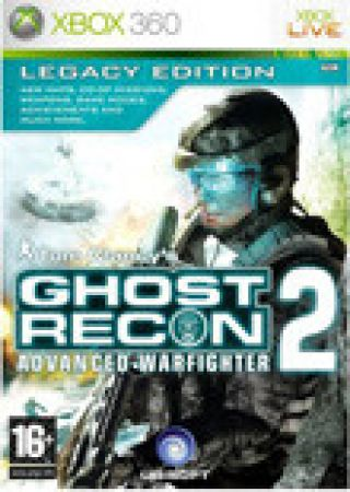 Ghost Recon Advanced Warfighter 2 Legacy Edition