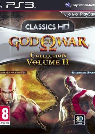 God of War: Collection Volume II