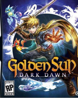 Golden Sun: L'Alba Oscura