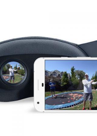 Google VR180 Creator