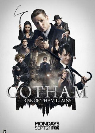 Gotham (Fox) - Stagione 2