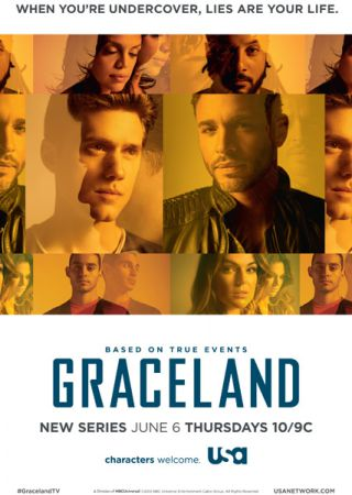 Graceland - Stagione 1