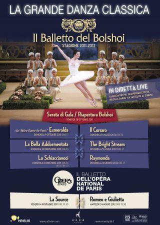 Gran Gala Teatro Bolshoi