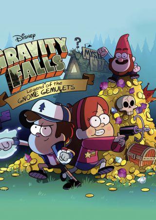 Gravity Falls La Leggenda dei Gemuleti Gnomi