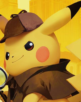 Great Detective Pikachu: Birth of a New Combination