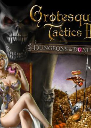 Grotesque Tactics 2: Dugeons and Donuts