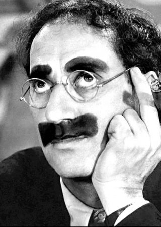 Groucho Marx Biopic