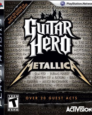 Guitar Hero : Metallica