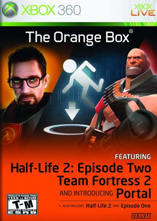 Half Life 2: The Orange Box