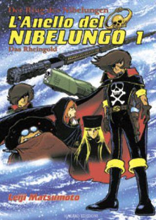 Harlock Saga. L'anello dei nibelunghi - Manga