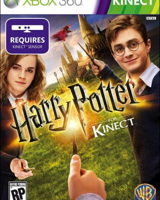 Harry Potter per Kinect