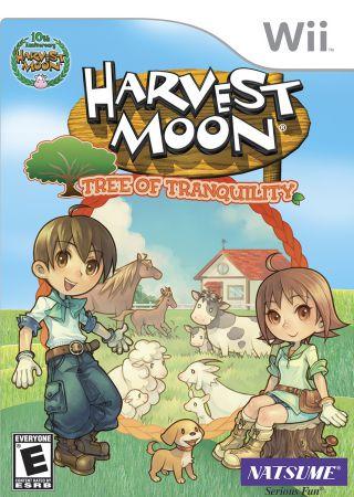 Harvest Moon: L'albero della Tranquillità