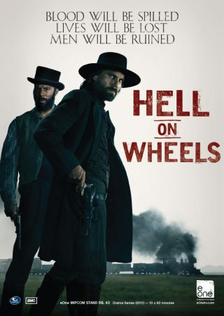 Hell on Wheels - Stagione 1