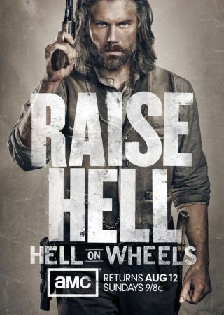 Hell on Wheels - Stagione 2