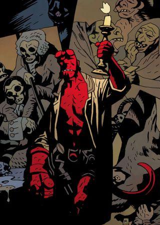 Hellboy - Comic