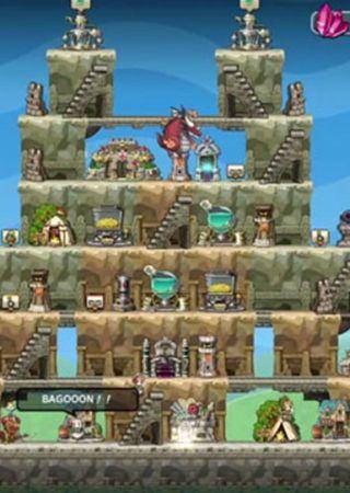 Heroes' Fortress Bagoon!!