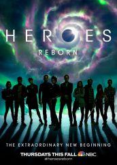 Heroes Reborn - Stagione 1