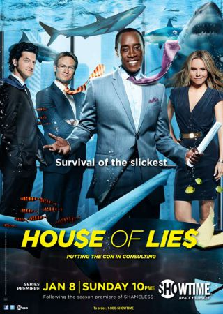 House of Lies - Stagione 1
