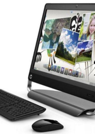 HP Touchsmart 520xt
