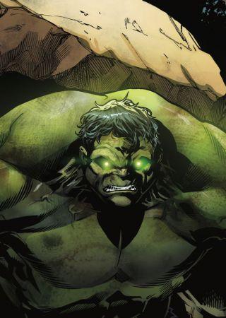 Hulk- Marvel Comics