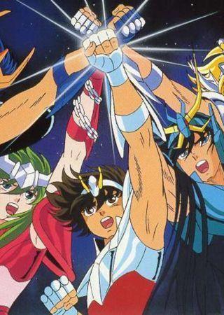 I Cavalieri dello Zodiaco - Saint Seiya