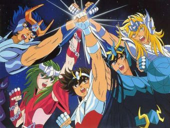 The Knights of the Zodiac - Saint Seiya