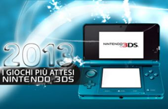 I Giochi piu' Attesi del 2013 - Nintendo 3DS