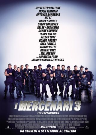 I Mercenari 3: The Expendables