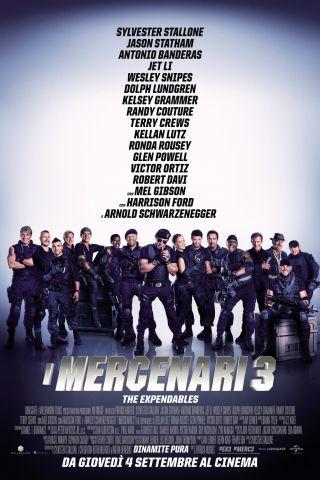 I Mercenari 3: The Expendables