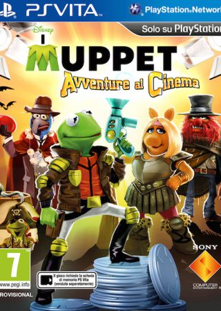 I Muppet Avventure al Cinema