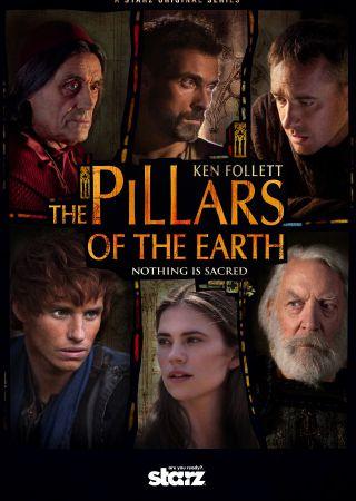 I pilastri della terra - Stagione 1