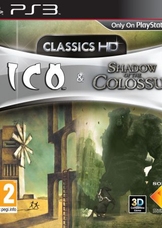 ICO/Shadow of The Colossus Collection