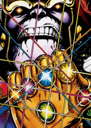 Il Guanto dell'Infinito - Marvel Comics