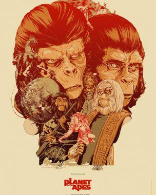 Immagini il pianeta delle scimmie everyeye cinema for Disegni di cabina di log gratuiti