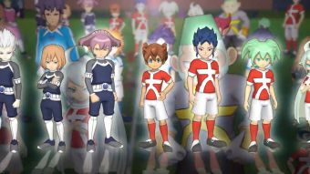 Inazuma Eleven Go Strikers 2013