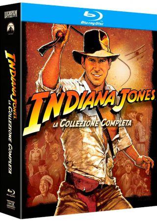 Indiana Jones - La collezione completa