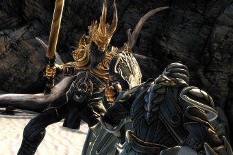 Infinity Blade Saga