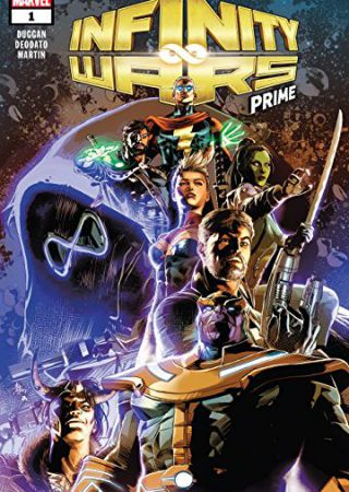 Infinity War Prime - Marvel Comics