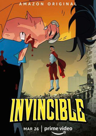 Invincible Cinecomic