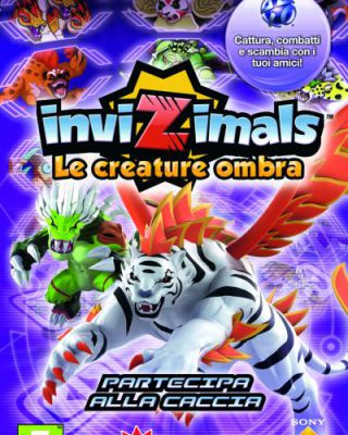 Invizimals Le Creature Ombra