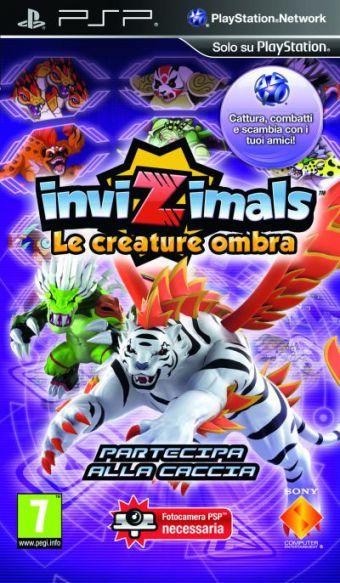 Invizimals Le Creature Ombra