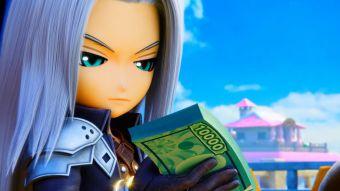 Itadaki Street: Dragon Quest and Final Fantasy 30th Anniversary