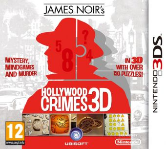 James Noir's - Hollywood Crimes