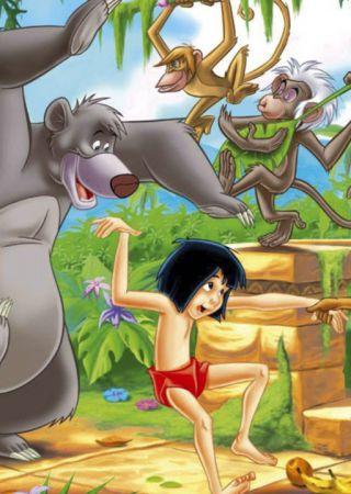 Jungle Book 2018